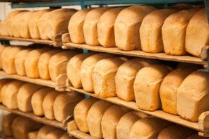 Хлеб городищенский серый